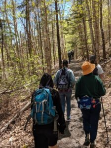 ground rules 2019 group hiking in parks canada