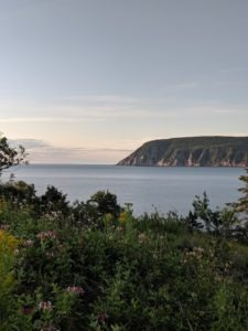 stunning cape breton view ingonish parks canada residency